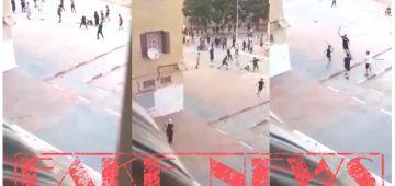 فيديو لأحداث وقعات خارج المغرب حركات البوليس وفتحات أبحاث باش يتشدو المتورطين