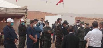 الداخلية ووزارة الفلاحة خدامين على فتح الأسواق ديال الحوالة -تصاور