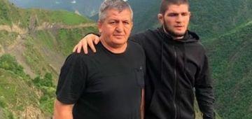 بعدما مات باه بكورونا.. البطل نورمحمدوف اختار مدرب جديد وغادي يدير أول كومبا بلا بيه