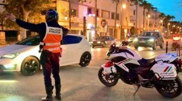 خرق حالة الطوارئ الصحية والنقل بلا رخصة جاب الرّبحة لبوليسي فالشمال
