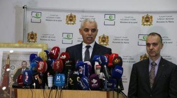 استقالة اليوبي.. وزير الصحة كان باغي يجري عليه من شحال هادي وجات كورونا