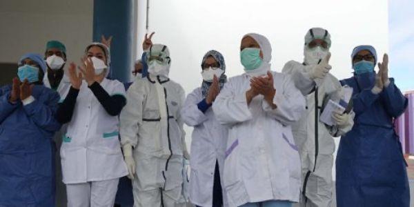 مكناس لي كانت فيها اشهر بؤرة ديال كورونا فالمغرب ولات خالية من الفيروس بعدما برات اخر حالة