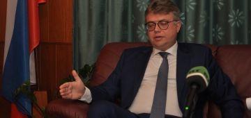 سفير روسيا فالدزاير : كنشوفوها لاعب كبير فشمال إفريقيا ومواقفنا معاها متطابقة فالقضايا الدولية