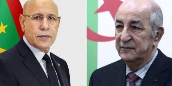 وزير خارجية دولة العسكر فـ زيارة لموريتانيا وملف الصحرا على راس البروكَرام