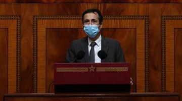 قانون المالية التعديلي اوصل للبرلمان وها وقتاش غادي يقدمو الوزير بنشعبون
