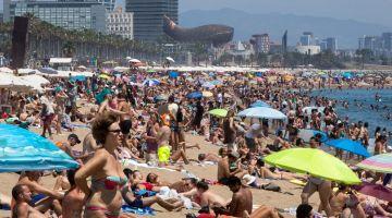 كورونا.. تراجع عدد السياح اللي كيصيفو فإسبانيا بنسبة 98%