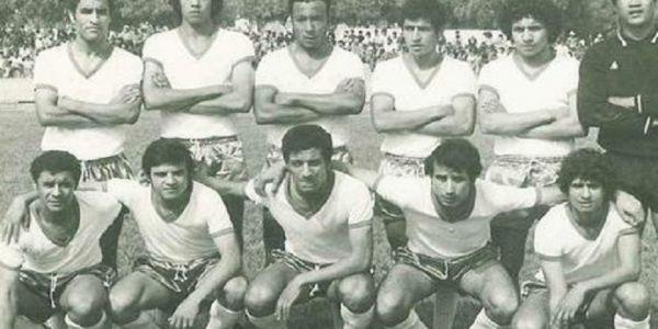 لاعب الرجاء السابق لطفي مشيش مات وفعمرو 65 عام
