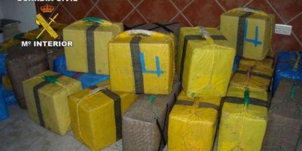 الصبليون طيحو اكبر عصابة دتهريب المخدرات من المغرب