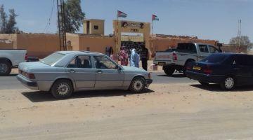 احتجاجات فمخيمات تندوف بسباب أحكام المحكمة العسكرية ديال اليوليساريو