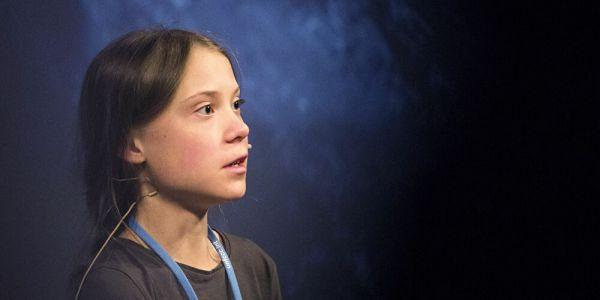 گريتا تونبرگ رجعات للواجهة: التغير المناخي ماكيقلش أهمية على كورونا