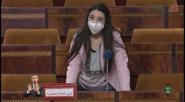أحزاب المعارضة ردات على منيب تضامنا مع البرلمانية وئام المحرشي