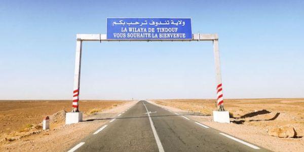 التقارب الجزائري الموريتاني. منطقة إقتصادية فولاية تندوف