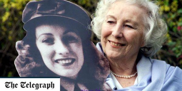 المغنية فيرا لين لي غنات فالحرب العالمية الثانية ماتت.. وأغنيتها تشهرات بزاف مع كورونا