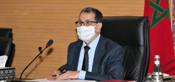 رئيس الحكومة: آفاق الخروج من هاد الأزمة الصحية مزال ما واضحاش