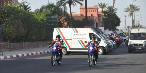 اعتقال جوج خوت فمراكش كيبيعو الحشيش