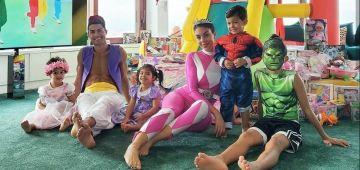تصويرة عائلية ديال رونالدو مع احبتو جورجينا وولادهم حققات رقم قياسي فاللايكات