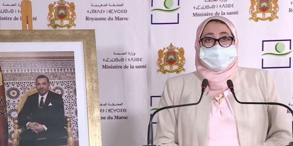 """وزارة الصحة: غادي نواصلوتقديم التصريح الصحي على """"كورونا"""" فهاد القنوات"""