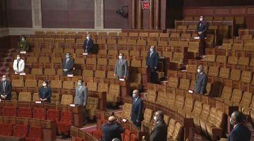 """جدل """"التصويت القسري""""..المحكمة الدستورية لـ""""وهبي"""": مسطرة التصويت على مرسوم """"التمويلات الخارجية"""" قانونية"""