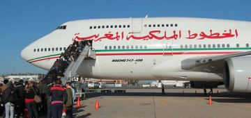 3 طيارات غاتجيب المغاربة الحاصلين فالدزاير غايوصلو لوجدة غدا