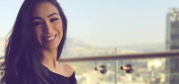 من بعد إنفجار بيروت.. ماريا ناديم كتطمأن المتتبعين ديالها