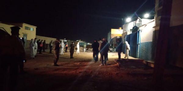 62 إصابة جديدة بكورونا رفعات طوطال جهة العيون لـ347 حالة