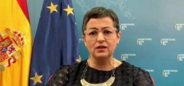 بسبب التغريدة ديالها.. لوبي موالي للبوليساريو هجم على وزيرة الخارجية الإسبانية