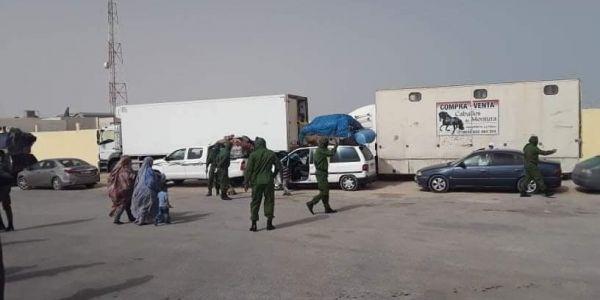 موريتانيا : جبنا 1328 من المغرب وكنشكروه لأنه تعاون معانا وسهّل علينا الخدمة