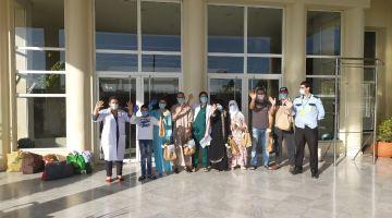 خبار زوينة: 16 خرجودقة وحدة اليوم من المستشفى الجامعي ففاس بعدما تشافاو من كورونا