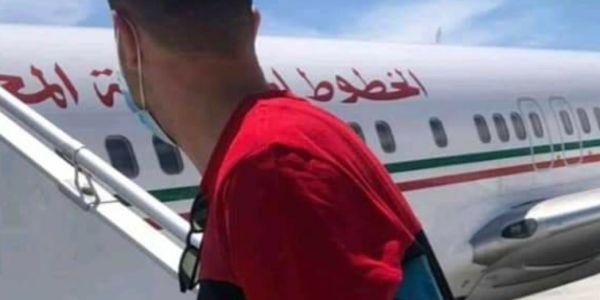 سفارة مصر طلبات من المغاربة العالقين يعطيوها وثائقهم ويوجدو راسهم للترحيل