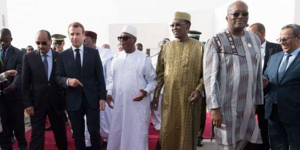 قمة دول الساحل. ماكرون فموريتانيا يوم الثلاثاء
