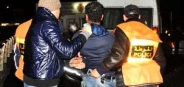 البوليس زربو على جوج شفارة هجمو على محل ديال التلفونات بمراكش