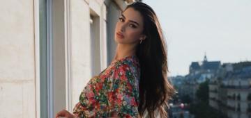 """مجلة """"Elle Arabia"""" ختارت المغربية صوفيا السعيدي """"ملكة جمال العرب"""" بطلة الكوفر ديالها"""