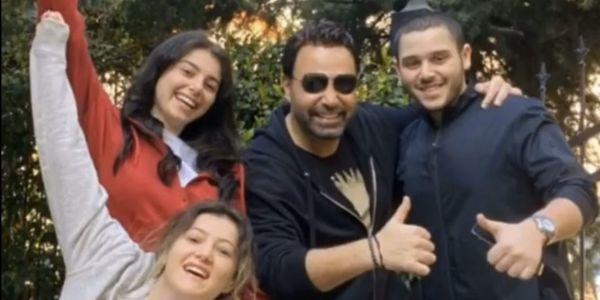 كورونا عزلات بلدة الحلانية.. وعاصي الحلاني طمأن جمهورو على راسو وعائلتو
