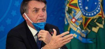 الرئيس البرازيلي بولسونارو تصاب بكورونا