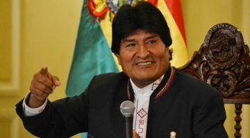 واش هادا رئيس. رئيس بوليفيا السابق امر بترك أنصارو بلا ماكلة والنيابة العامة امرات باعتقالو