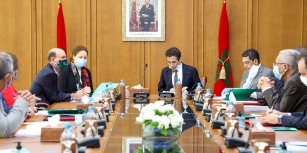 تفاصيل الدورة الـ8 ديال مجلس التوجيه الاستراتيجي لوكالة حساب تحدي الألفية-المغرب
