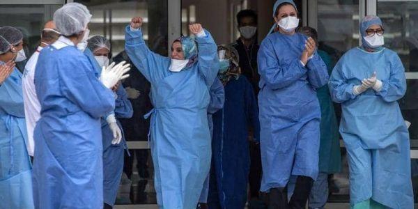 """وزارة الصحة: نسبة اللي صحو من """"كورونا فيروس"""" عندنا وصلات لـ78 بالمائة"""