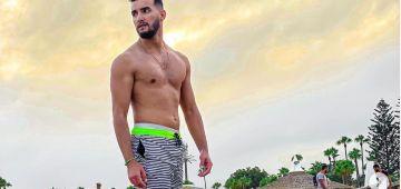 البدايات اللولة.. زهير البهاوي بارطاجا فيديو كيغني فيه وعندو 16 العام