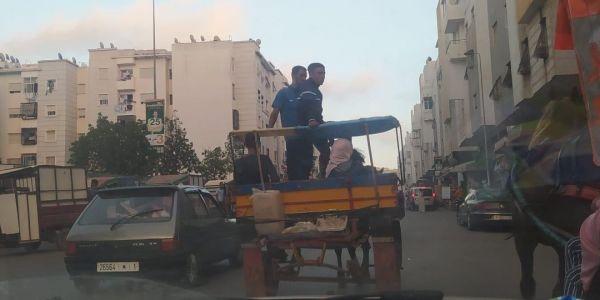 """مستعملو الطريق كيتشكاو من """"التشرميل"""" ب""""الرحمة"""""""