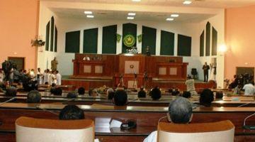 فريق برلماني تأسس فموريتانيا كيضامن مع البوليساريو
