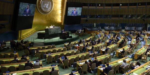 الجمعية العامة للأمم المتحدة دوزات ميزانية المينورسو بلا اعتراض