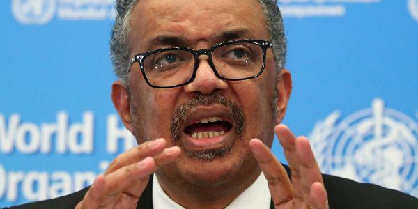 بومبيو: الصين شرات مدير منظمة الصحة العالمية وتسببات ففوضى كورونا
