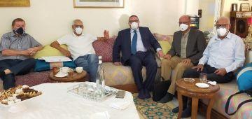 """البي جي دي للجبهة الوطنية لإنقاذ لـ""""سامير"""": غادي نوقفو بجانب استمرار المغرب فامتلاك صناعة تكرير البترول والمنافسة فالسوق الدولية"""