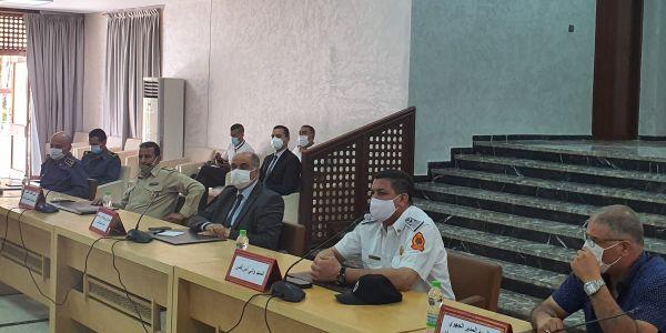 الوالي زنيبر: الوضعية الوبائية ففاس ماشي مريحة وخاص المزيد من الإجراءات لضبط الوباء