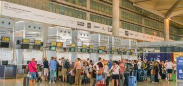 """مغربية حصلات في مطار """"مالكَا"""" مزورة تحليلة """"بي.س.ار PCR"""""""