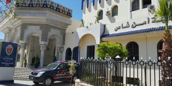 حملة بوليسية سالات باعتقال جوج دراري خربوها كَريساج فمدينة فاس