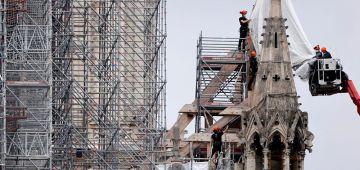 بعد شهورا ديال الجدل على تصميمها.. تصاور جداد لشكل كاتدرائية نوتردام فباريس
