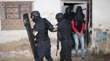 اعتقال داعشي فطانطان وإرهابيين طاحوا فالسمارة والداخلة