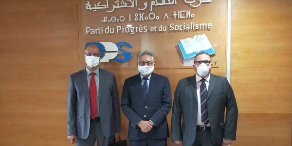 """بنعبد الله للجبهة الوطنية لإنقاذ لـ""""سامير"""": داعمينكم لإنقاذ المغاربة من غلاء أثمنة المواد النفطية"""