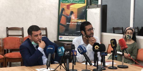 عمر الراضي: أنا لي عطيت سميت الضابط لي اتهمتني الحكومة بانني كنتخابر معه – فيديو